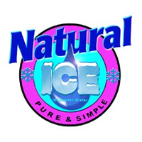 Natural Ice logo.