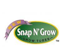 Teel Plastics, Inc. Snap-n-Grow logo.