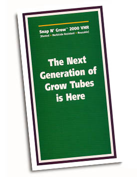 Teel Plastic Snap-N-Grow Direct Mailer.