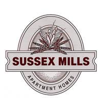Sussex Mills logo.